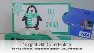 Kisses Gift Card Holder Mp3