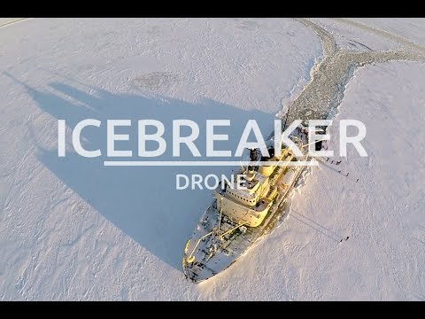 Sampo Icebreaker in Kemi in Lapland Finland