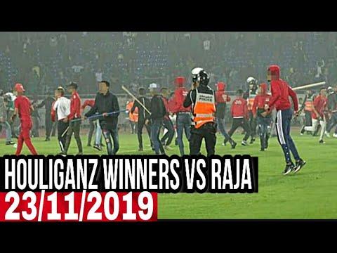 Houliganz ULTRAS WINNERS WYDAD VS RAJA 23/11/2019