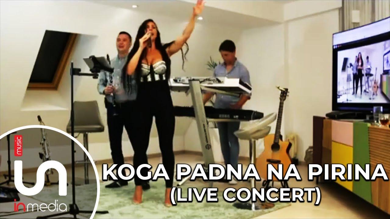 Suzana Gavazova - Koga padna na Pirina (Live Concert)