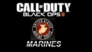TNA Black Ops 2 USMC Marines Emblem