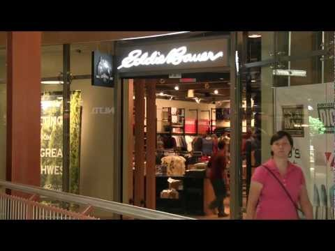 Eddie Bauer Outlet opens at Destiny USA
