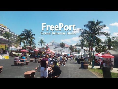 FreePort : Grand Bahamas Island