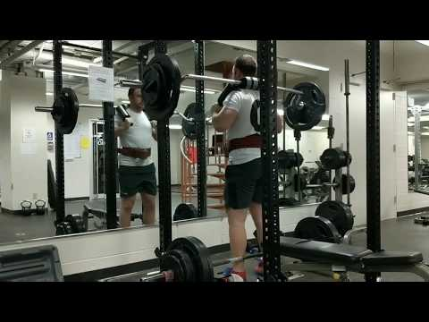 600 Lbs Behind The Back Ox Lift