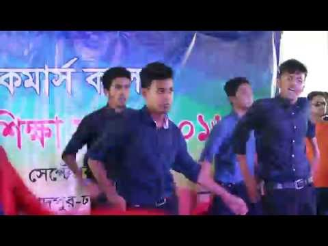 Group Dance Moner Gopon Ghore
