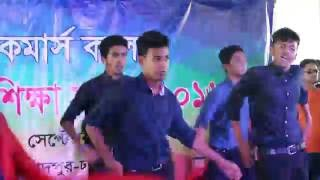 Group Dance Moner Gopon Ghore