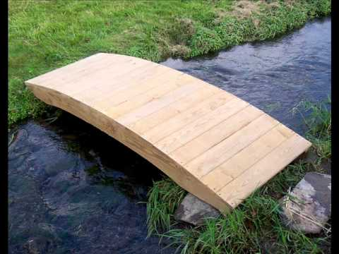 Garden Bridges I Garden Bridges Design Plans YouTube