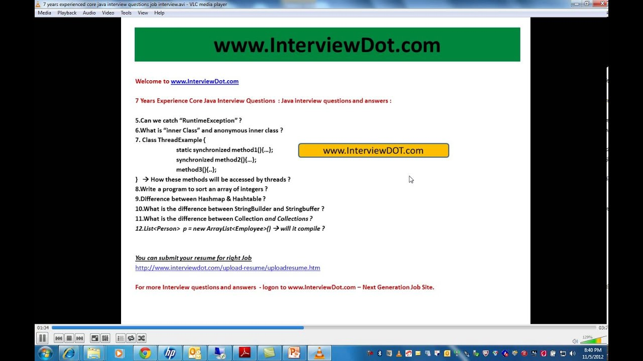core java interview questions and answers for experienced core java interview questions and answers for experienced programmer