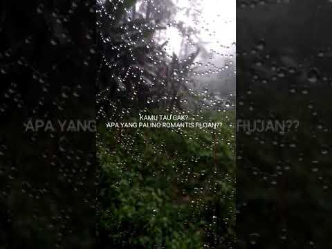 quotes cinta hujan
