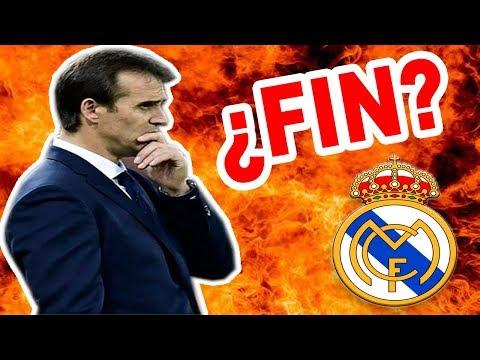 REAL MADRID // NOTICIAS -- JULEN LOPETEGUI, ¿DESPEDIDO? thumbnail