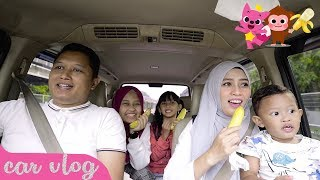 Liburan hampir gagal - My ice cream walls monkey banana story