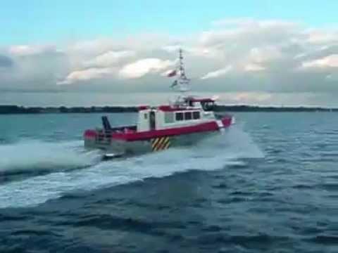South Boats - MPI Sancho Panza Sea Trials