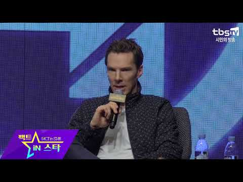 Avengers: Infinity War KOREA Press Conference Talk Full Ver.