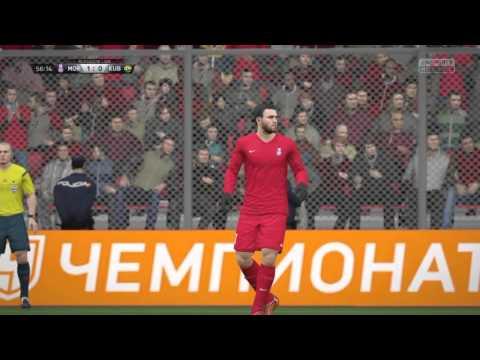 Fifa 16 Karriere #20 Mordowia - Kuban Krasnodar