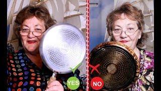 КАК очистить сковороду от нагара - ЛУЧШИЙ СПОСОБ В ИНТЕРНЕТЕ