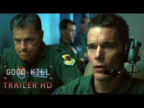 """GOOD KILL   Trailer Ufficiale ITA (60"""")"""
