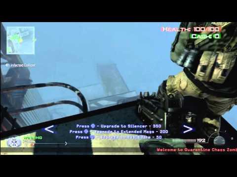 MW2 Stories | WTF! Zombies on Modern Warfare 2!!