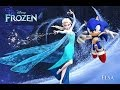 Download Frozen - Let It Go ~ A Sonic Music  HD MP3 song and Music Video
