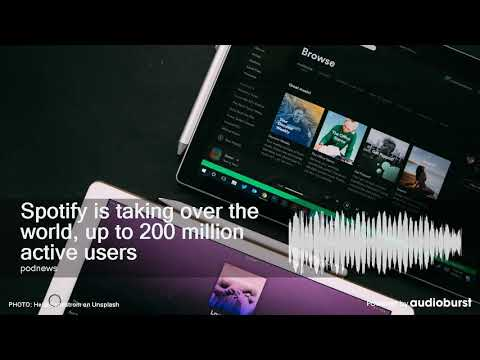 Spotify is taking over the world, up to 200 million active users Mp3