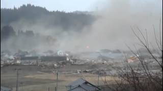 UNSEEN Footage of the Tsunami in Japan