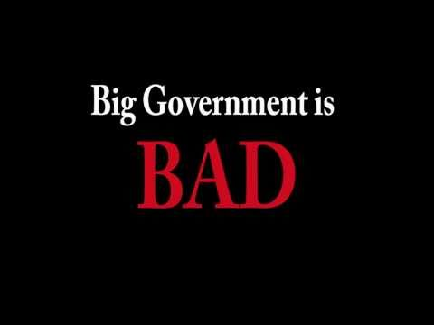 Election - Big Government vs. Uncontrolled Big Business