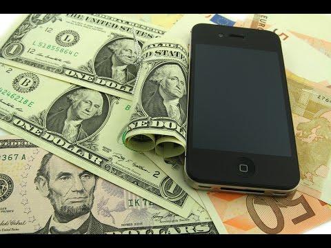 Как заработать деньги с помощью IPhone