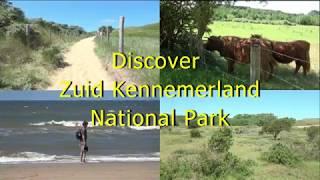 Discover Zuid-Kennemerland National Park, beyond Amsterdam, The Netherlands, 4K