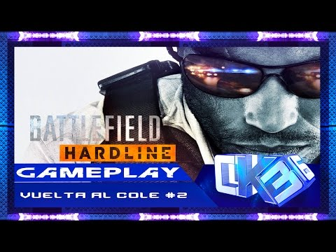 Battlefield Hardline Walkthrough Parte 2 - Vuelta Al Cole - PC 1080p 60FPS
