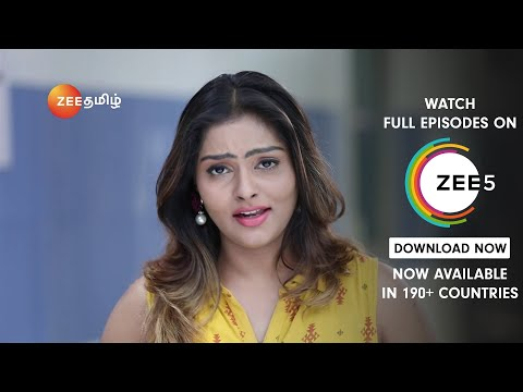 Watch Latest Zee Tamil Serials & Shows Full Episodes Online on ZEE5 App. 