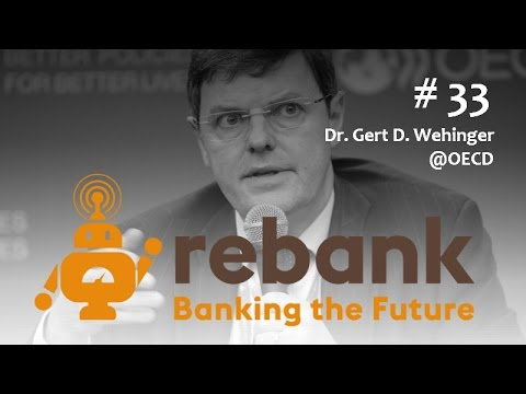 Episode 33: How the OECD is looking to make Fintech work for all of us