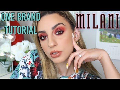 One Brand Tutorial: Milani Cosmetics thumbnail