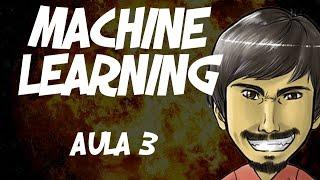 Baixar Machine Learning (Aula 3) - Aprendizado Supervisionado e não Supervisionado