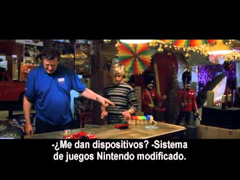 ALEX RIDER: STORMBREAKER trailer subtitulado