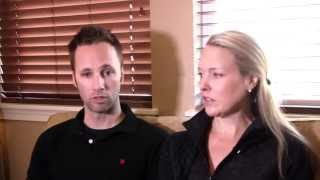 Patriot Painting Professionals Inc. Review.  Customers Mark and Jen.
