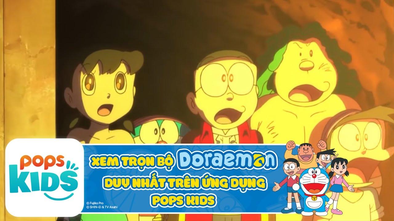 Hoạt Hình Chiếu Rạp Được Mong Chờ 2018 – Nobita Và Đảo Giấu Vàng | Doraemon Movie 2018 Trailer