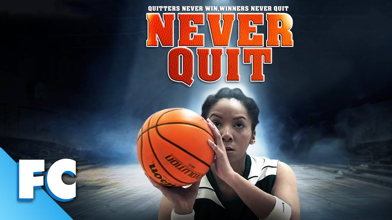 Download Never Quit   Full Family Sports Movie