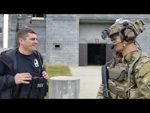 MilSim West Shali Sweep Post-Op Interview Ft. Josh Warren
