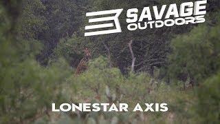 Lonestar Axis - Savage Outdoors
