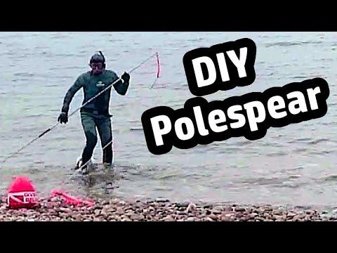 Tutorial - DIY 20$ Professional Pole Spear - Hawaiian Sling - Step By Step