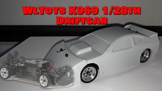 WLtoys K969 4wd Budget Drift Car 1/28th Scale
