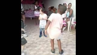 Nichesito bailando chilaperra