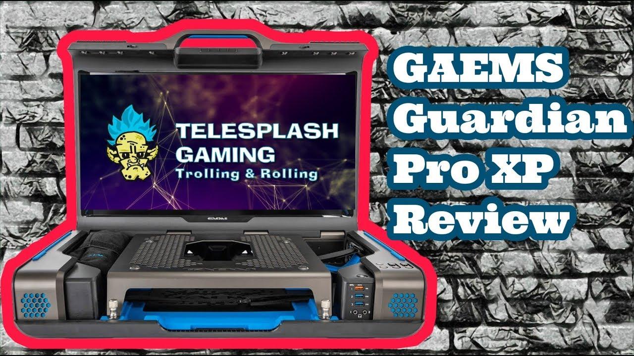 Gaems Guardian Pro Xp Review Gaems Guardian Unboxing