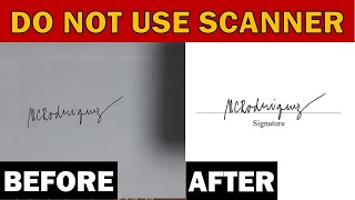 How to make Digital Signature using Microsoft Word [CLEAR VIDEO]