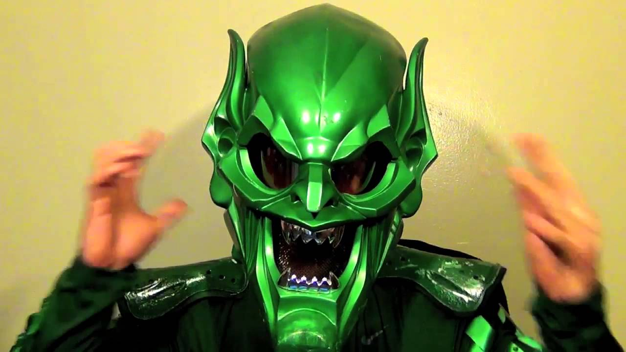 Harry Osborn Green Goblin Transformation | www.imgkid.com ...