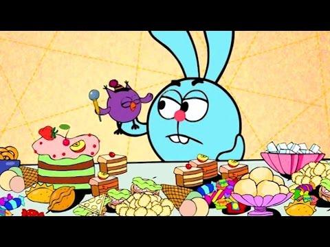 Исправительное питание - Смешарики. ПИН - код | Познавательные мультфильмы