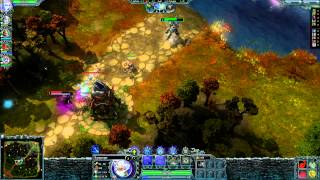 Heroes of Newerth with GTX860M Long Game Play with Ultra Graphics ON