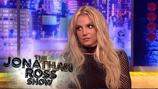 Britney Spears' Worst Date Ever - The Jonathan Ross Show Clasic