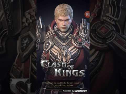 Clash of kings (COK) i was loaned a 364m power castle by msaf in k217