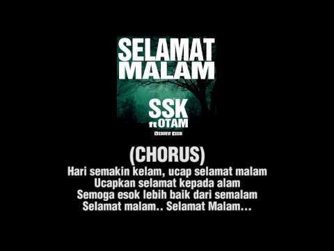 SSK - Selamat Malam feat Otam (Prod. Saph)