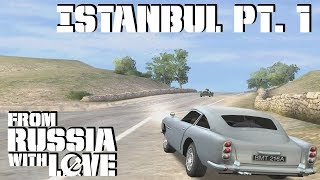 007: From Russia With Love GCN - Istanbul Pt.1 - 00 Agent